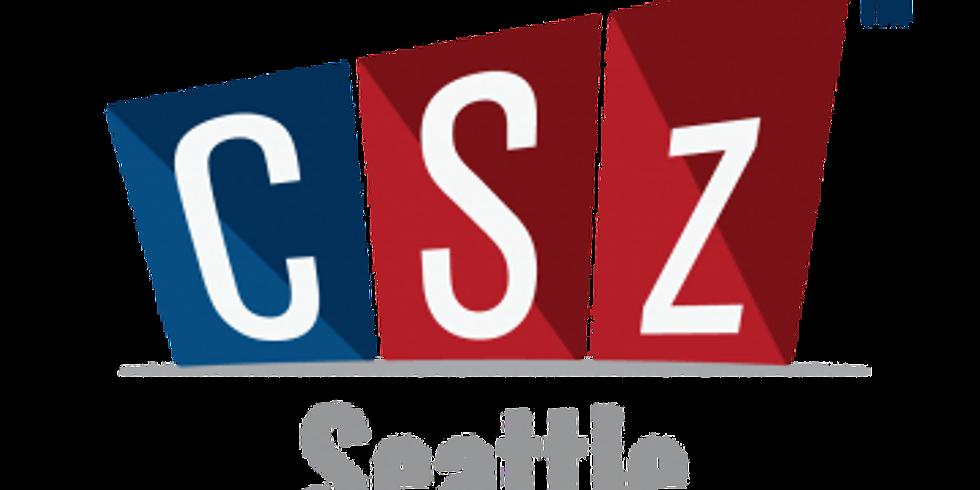 CSz Seattle Fundraiser for Parkinson's Foundation