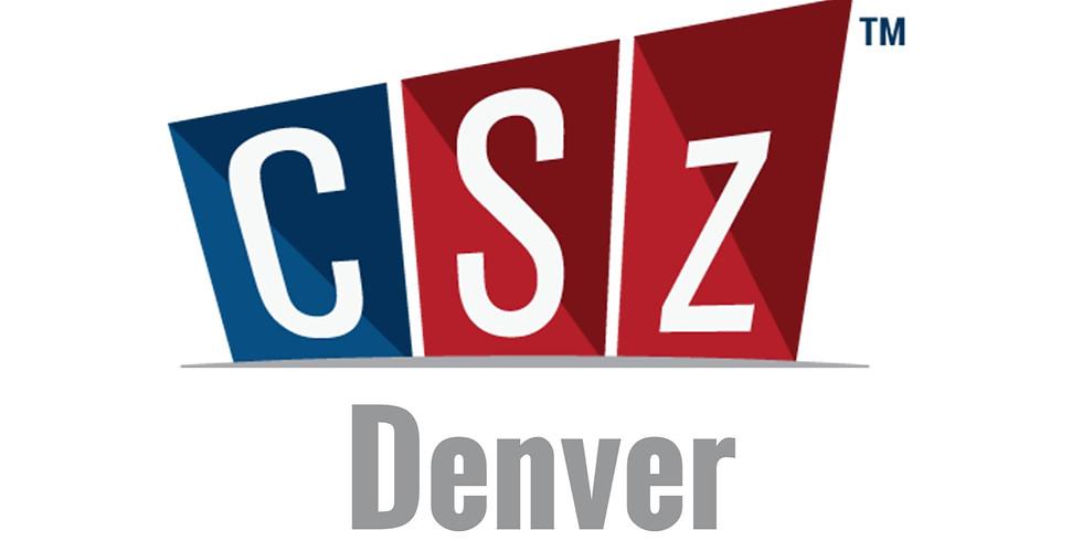 CSz Denver Fundraiser for Parkinson's Foundation