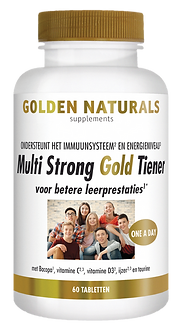 _Golden Naturals Multi Strong Gold Tiene