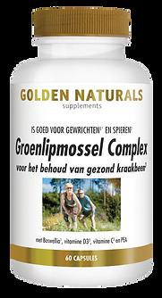 _Golden Naturals Groenlipmossel Complex