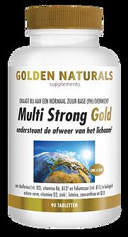 _Golden Naturals Multi Strong Gold 90 ta