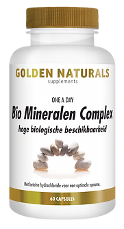 _Golden Naturals Bio Mineralen Complex 6