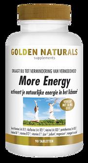 _Golden Naturals More Energy 90 tabl GN-
