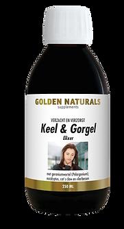 _Golden Naturals Keel & Gorgel Elixer 25