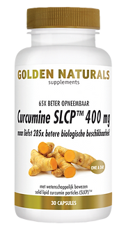 _Golden Naturals Curcumine SLCP 30 caps