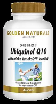 _Golden Naturals Ubiquinol Q10 60 vegan