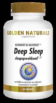 _Golden Naturals Deep Sleep 60 vegetaris
