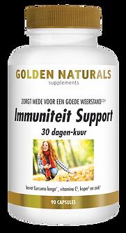 _Golden Naturals Immuniteit Support 30 d