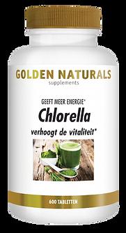 _Golden Naturals Chlorella 600 veganisti