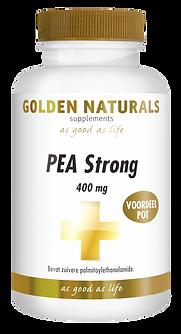 _Golden Naturals PEA Strong 400 mg Voord