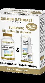 _Golden Naturals combinatiedoosje GN-418