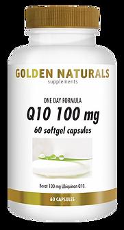 _Golden Naturals Q10 100mg 60 caps GN-29