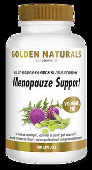_Golden Naturals Menopauze Support 180 c