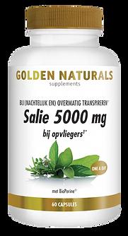 _Golden Naturals Salie 5000 mg 60 caps G