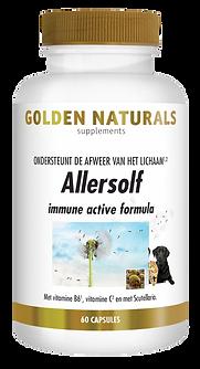 _Golden Naturals Allersolf 60 caps GN-16