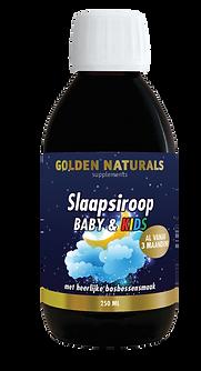 _Golden Naturals Slaapsiroop BABY en KID
