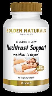 _Golden Naturals Nachtrust Formule 60 ca
