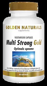 _Golden Naturals Multi Strong Gold 60 ve