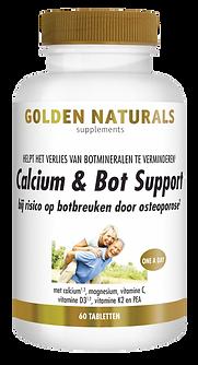 _Golden Naturals Calcium en Bot Support
