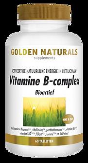 _Golden Naturals Vitamine B-complex Bioa