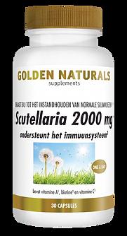 _Golden Naturals Scutellaria 2000 mg 30
