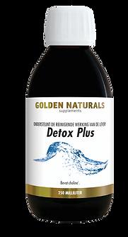 _Golden Naturals Detox Plus 250 ml GN-23