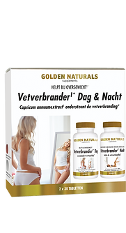 _Golden Naturals vetverbrander DAG en NA