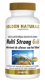 _Golden Naturals Multi Strong Gold 30 ta