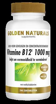 _Golden Naturals Vitamine B12 1000 mcg 2