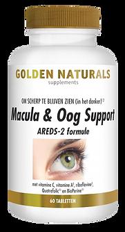 _Golden Naturals Macula & Oog Support 60