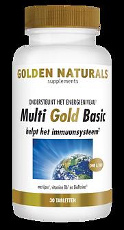 _Golden Naturals Multi Gold Basic 30 veg