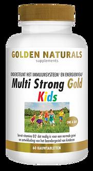 _Golden Naturals Multi Strong Gold Kids