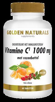 _Golden Naturals Vitamine C1000 met Roze