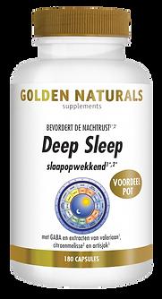 _Golden Naturals Deep Sleep 180 vegetari