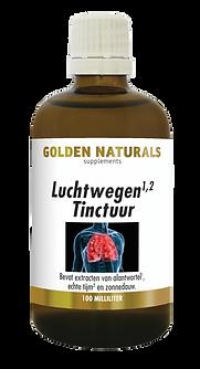 _Golden Naturals Luchtwegen Tinctuur 100