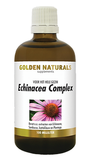 _Golden Naturals Echinacea Complex 100 m