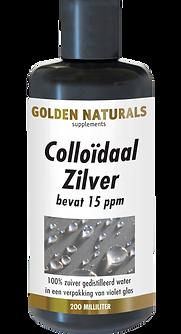 _Golden Naturals Colloïdaal Zilver 200 m