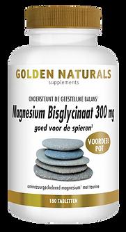 _Golden Naturals Magnesium Bisglycinaat