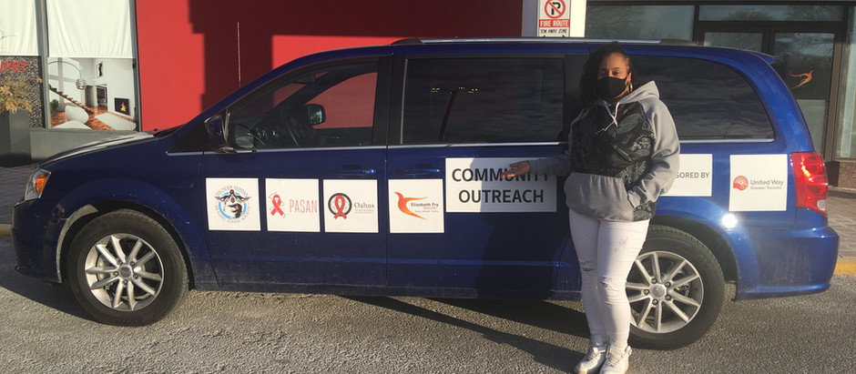 Meeting People Where They Are: Our Outreach Van Project