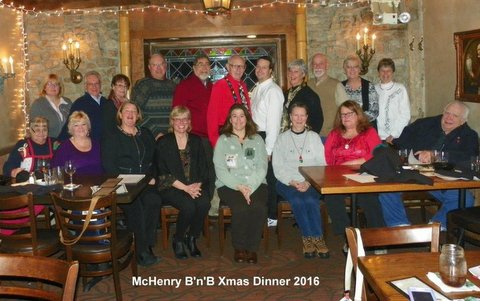 2016 Holiday Dinner