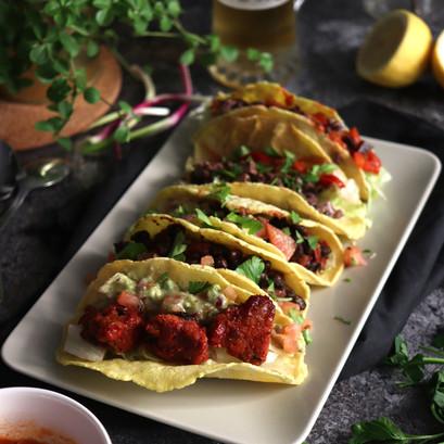 3 Tacos VEGAN