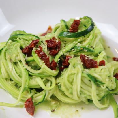 Spaghetti RAW Zucchine&Avocado