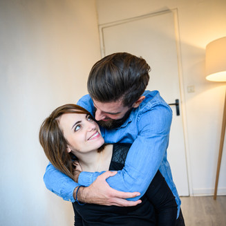 Alxandra et Johan