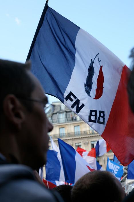 Rassemblement FN 2012