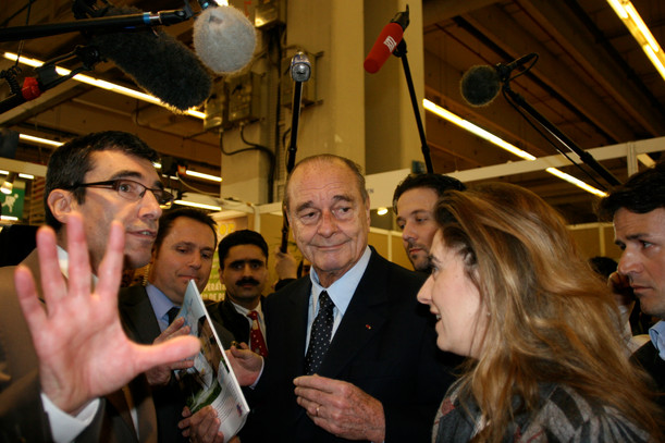 M. Chirac 2009