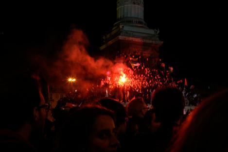 Place de la Bastille 2012