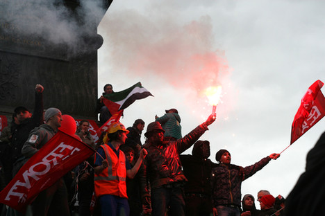 Rassemblement Mélenchon 2012
