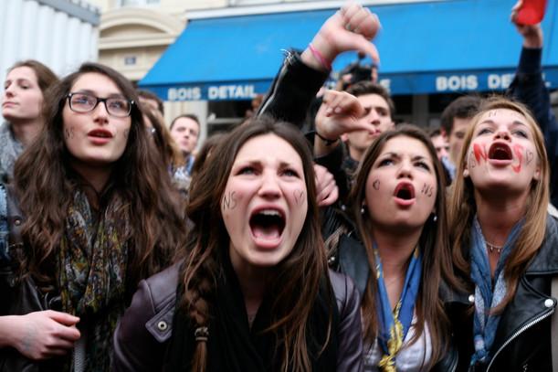 Défaite de N.Sarkozy 2012-2