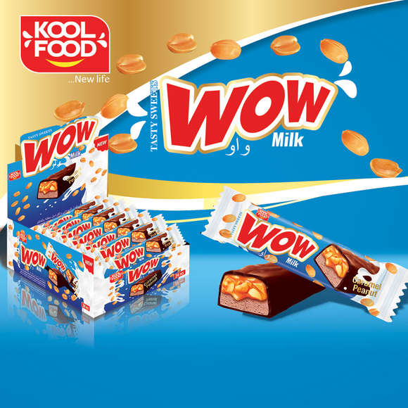"Barre Lait ""WOW"""