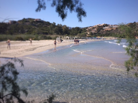 Almyros beach and wetland. Explore the wonderful beaches near Agios Nikolaos